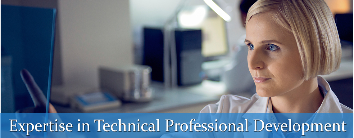 Expertise in Technical Professional Development